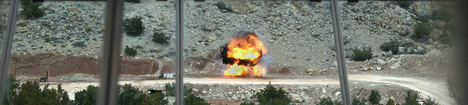 High Explosives Principles and Applications Course